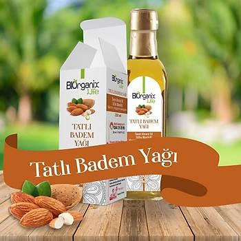 Biorganix Life Tatlý Badem Yaðý 250 Ml Sweet Almond Oil