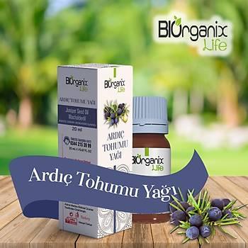 Biorganix Life Ardýç Tohumu Yaðý 20 Ml Juniper Seed Oil
