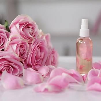 Saf Doðal Isparta Gül Suyu 500 Ml 0,5 Litre Organic Rose Water
