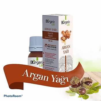 Biorganix Life Argan Yaðý 50 Ml