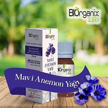 Biorganix Life Mavi Anemon Yaðý 20 Ml