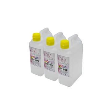 Gülköy Saf Isparta Gül Suyu 3 Adet 1 Litre Organic Rose Water