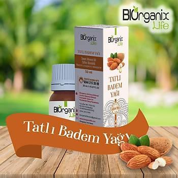 Biorganix Life Tatlý Badem Yaðý 20 Ml Sweet Almond Oil