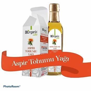 Biorganix Life Aspir Tohumu Yaðý 250 Ml