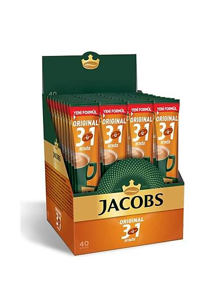 Jacobs 3ü1 Arada 40'lý Kutu
