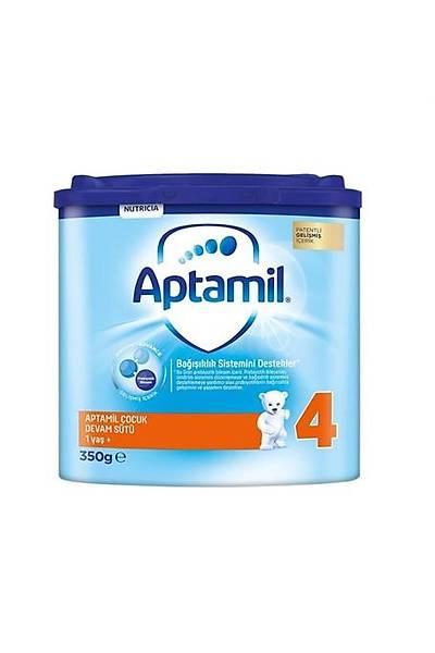 Aptamil Çocuk 4 (Toz) Devam Sütü 350 gr 1 Yaþýndan Ýtibaren