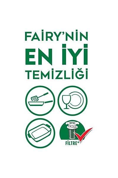 Fairy Platinum Plus 13 Yýkama Bulaþýk Makinesi Deterjaný Kapsülü