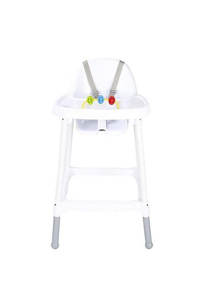 Diny Oyuncaklý Ayaklý Bebek Mama Sandalyesi