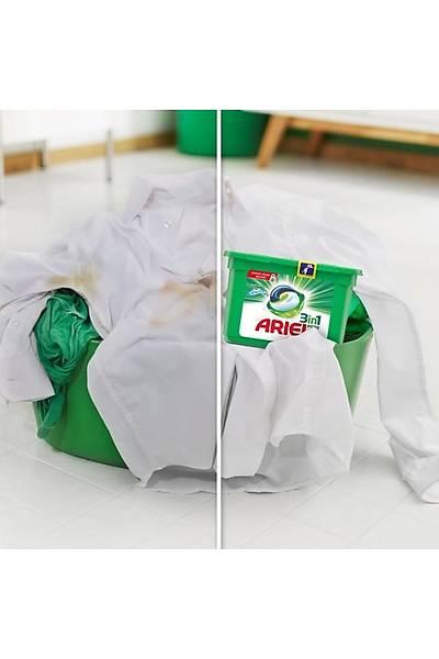 Ariel 3'ü 1 Arada Pods 23 Yýkama Sývý Çamaþýr Deterjaný Kapsülü Parlak Renkler