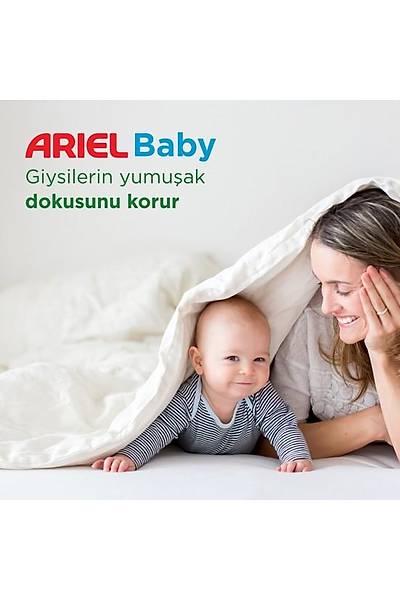 Ariel Baby 20 Yýkama Sývý Çamaþýr Deterjaný Bebekler Ýçin