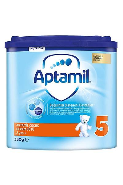Aptamil Çocuk 5 (Toz) Devam Sütü 350 gr