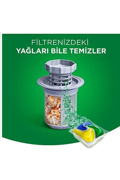 Fairy Hepsi Bir Arada 90 Yýkama Bulaþýk Makinesi Deterjaný Kapsülü Özel Seri