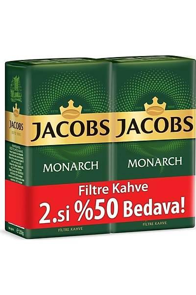 Jacobs Filtre Kahve 250 gr Alana Ýkincisi %50 Bedava