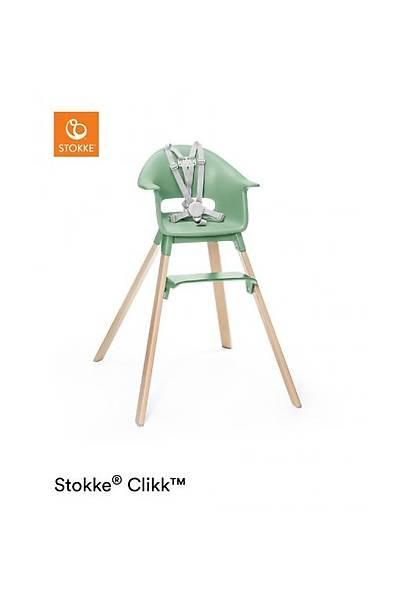 Stokke Clikk Mama Sandalyesi / Clover Green