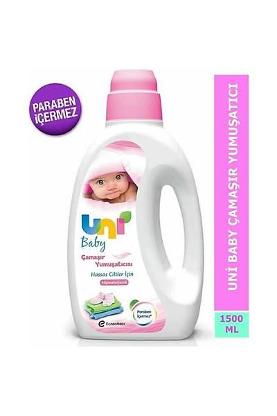 Uni Baby Çamaþýr Yumuþatýcý 1500 ml