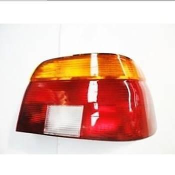BMW 5 SERI- E39- 96/00; STOP LAMBASI SAÐ KIRMIZI/SARI (DUYSUZ) (FAMELLA)