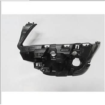 BMW X3- F25- 11/13; ÖN TAMPON BRAKETÝ ÝÇ SOL (FAR ALTINA TAKILAN)(PLASTÝK) (TW)