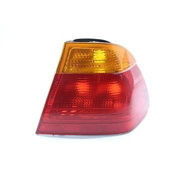 BMW 3 SERI- E46- SD- 98/01; DIÞ STOP LAMBASI SAÐ KIRMIZI/ÜSTÜ SARI (TYC)
