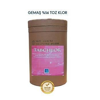 Granül Klor - Fastchlor Diklor %56 - 50 kg.