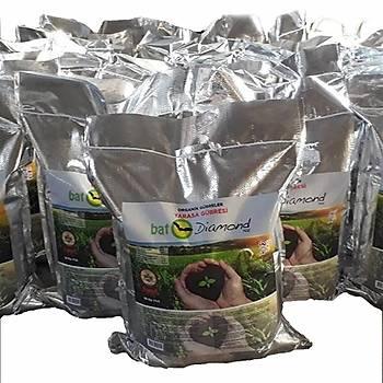 Organik Toz Yarasa Gübresi - 1 kg.