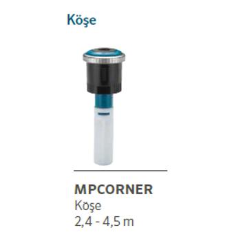 MP Corner Düþük debili MP Rotator Tip Sprinkler 2.5m*4.5m