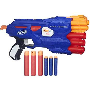 Nerf Elite Dual Strike B4620