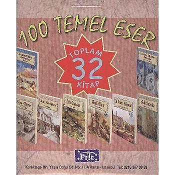 Parýltý 100 Temel Eser-Lise (Kutulu-32 Kitap) Kollektif Parýltý Yayýncýlýk