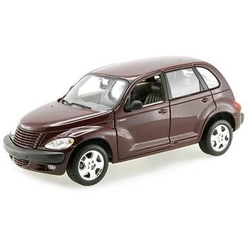 Maisto Chrysler Pt Cruýser 1:18 Model Araba S/E Mor