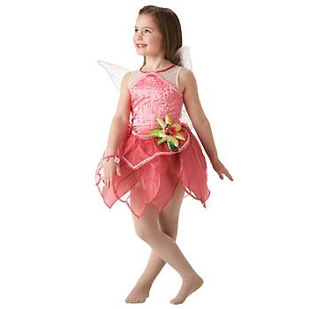 Tinkerbell Çocuk Kostüm 3-4 Yaþ Rosetta Lüks