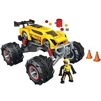 Mega Bloks Hot Wheels Blok Kamyon Ve Araç Oyun Seti