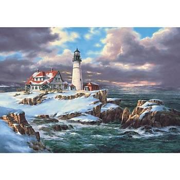 Anatolian 260 Parça Puzzle Portlan Deniz Feneri