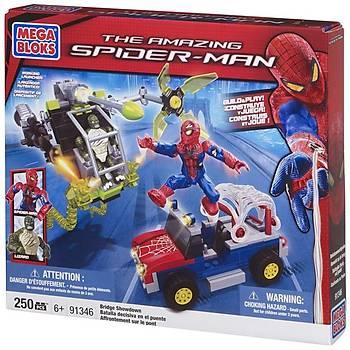 Mega Bloks The Amazing Spider-man Oyun Seti