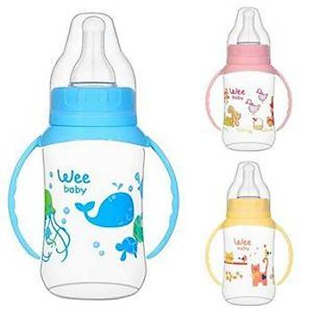 Wee Baby Kulplu PP Biberon 250 ML
