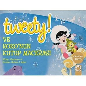 Tweety ve Koko'nun Kutup Macerasý Melissa J. Suber  Artemis Yayýnlarý