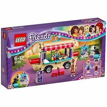 Lego Friends A Park Hot Dog Van 41129