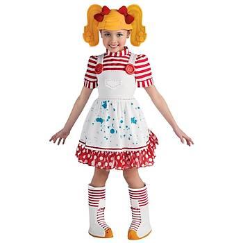 Lalaloopsy M.F.S. Lüks Çocuk Kostüm 3-4 Yaþ