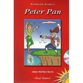 Level-2: Peter Pan (Audio CD'li) James Matthew Barrie Beþir Kitabevi