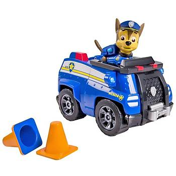 Paw Petrol Chase'in Polis Arabasý Oyun Seti