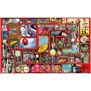 Pintoo 1000 Parça Puzzle Hayat Labirenti