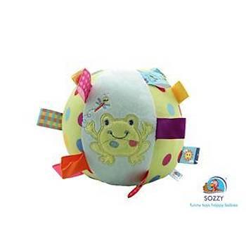Sozzy Toys Çýngýraklý Topum - SZY149