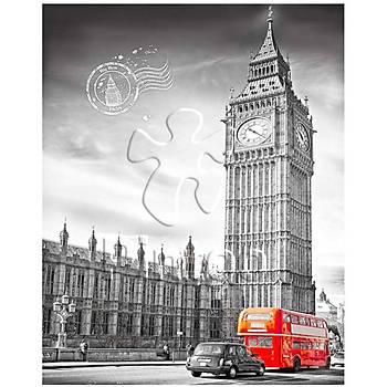 Pintoo 500 Parça Puzzle Big Ben