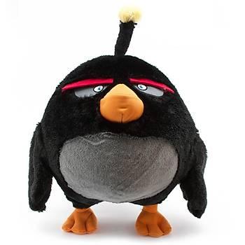Angry Birds Bomb 23 cm Figür Peluþ Oyuncak