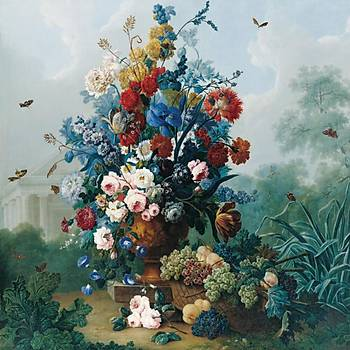 Anatolian 1024 Parça Puzzle Çiçek Buketi