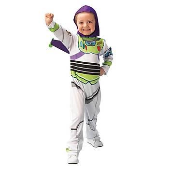 Toy Story Buzz Çocuk Kostüm Klasik 5-6 Yaþ