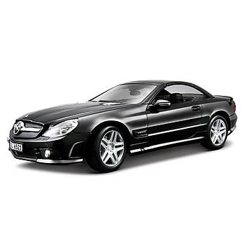 Maisto Mercedes Sl65 Amg 1:18 Model Araba P/E Siyah
