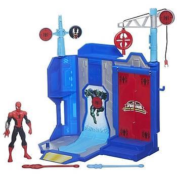 Spider-Man Web Slingers Çizgi Film Hedef Oyun Seti