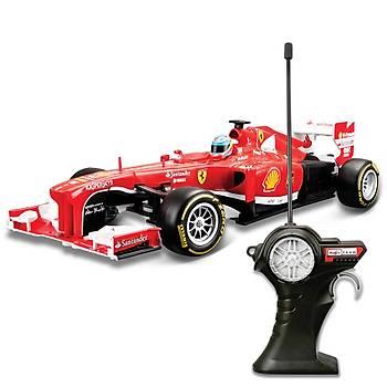 Maisto Ferrari F138 Formula Uzaktan Kumandalý Araba 1:24 Maisto T