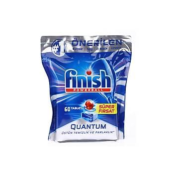 Finish Quantum Bulaþýk Makinesi Tableti 60Lý