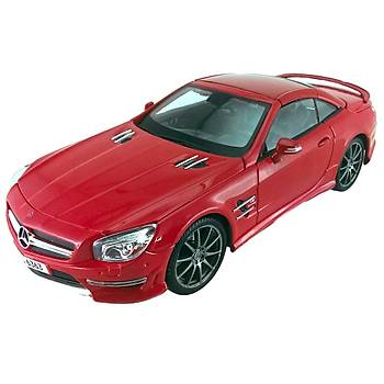 Maisto Mercedes-Benz SL63 AMG Hard Top 1:18 Model Araba