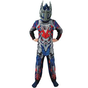 Transformers 4 Optimus Prime Çocuk Kostümü 3-4 Yaþ